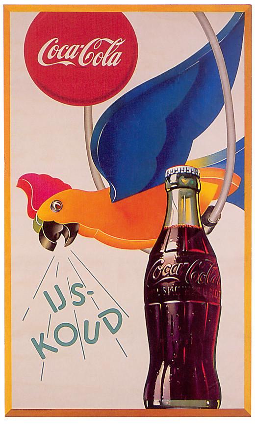 Рекламные плакаты coca-cola. Изображение № 15.