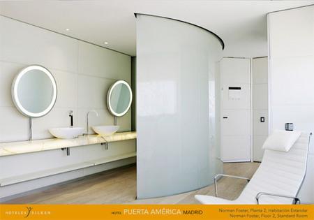Hotel Puerta America Madrid. Изображение № 3.