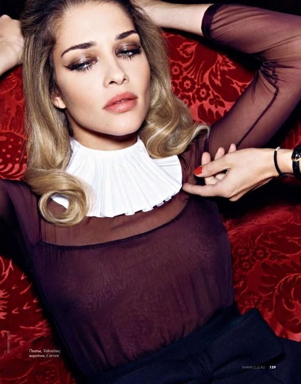 Съёмка: Ана Беатрис Баррос для Elle. Изображение № 6.