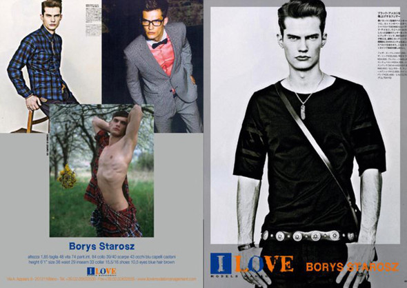 Show Package – Milan Men SS 10: I Love Models Mgmt. Изображение № 10.