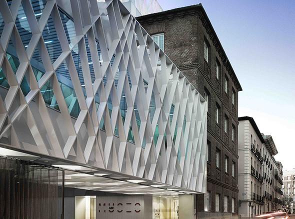 Новые музеи современного искусства: Рим, Катар и Тель-Авив. Изображение №35.
