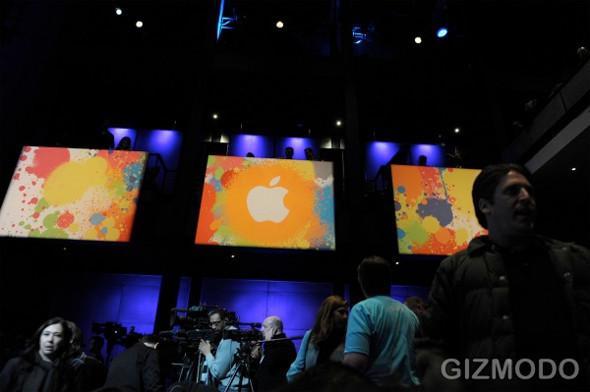 Презентация нового продукта iPad от Apple. Изображение № 34.