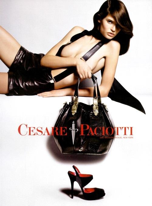 Fashion Advertisements, Выпуск 11 лучшие фотографии изрекламных кампаний модных брендов 2008. Изображение № 5.
