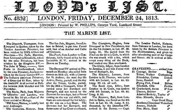 Старейшая газета в мире отказывается от печатной версии. Изображение № 1.