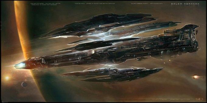 Художник «Восхождения Юпитер» выложил концепты к фильму. Изображение № 9.