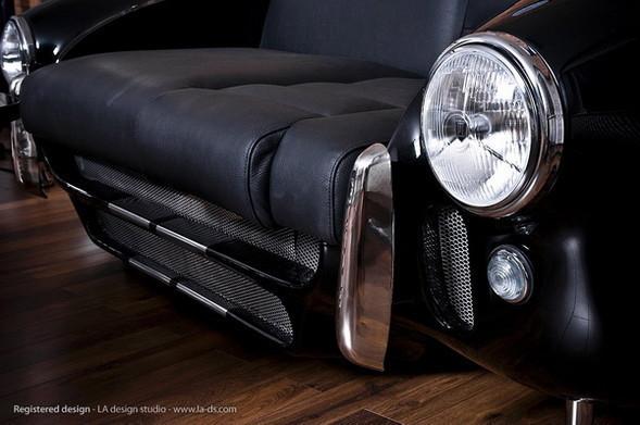Мебель из автомобилей!. Изображение № 6.