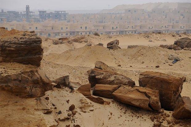Как выглядит борьба человека и пустыни . Изображение № 8.