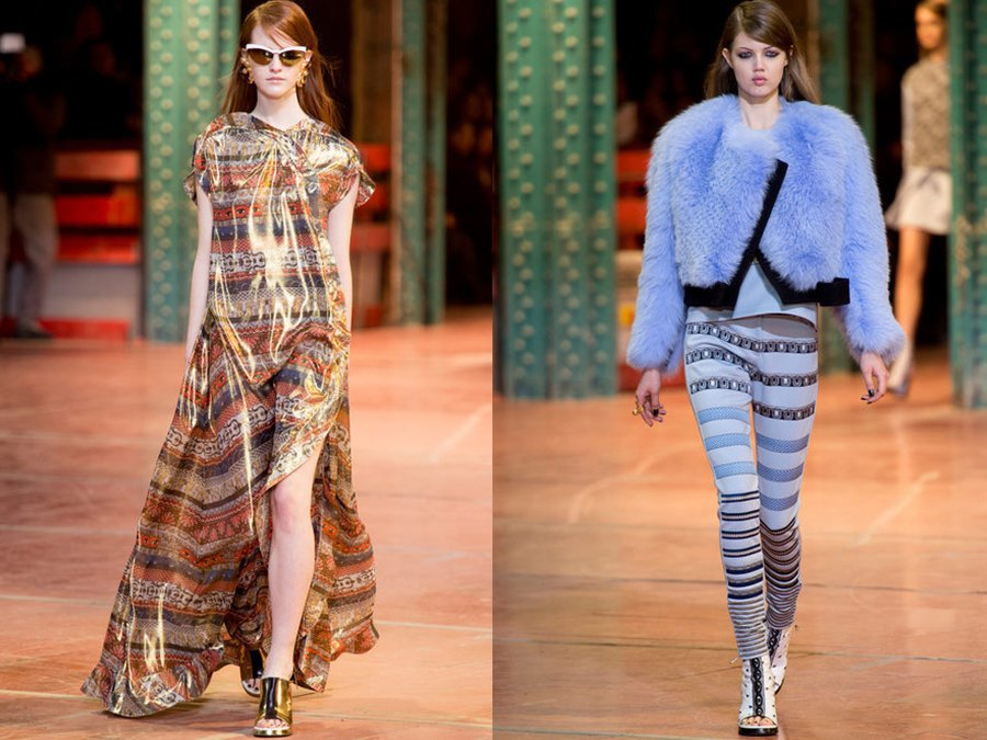 Неделя моды в Париже: Дни 5 и 6. Изображение № 22.
