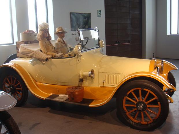Испанский музей ретро-автомобилей. Изображение № 4.
