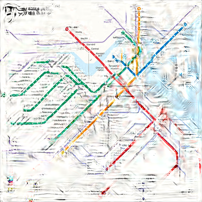 MBTA win — Работа-победитель конкурса на редизайн схемы движения общественного транспорта залива Массачусетса. Изображение № 2.