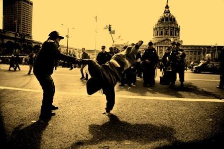 Antony Kurtz фотография протеста. Изображение № 3.