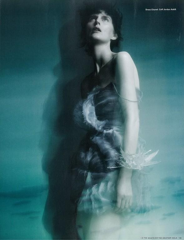 Съёмка: Стелла Теннант для i-D. Изображение № 1.