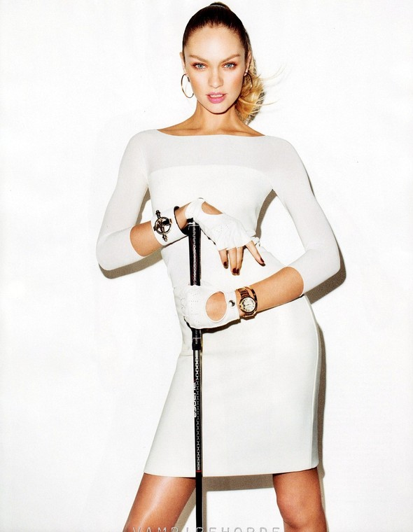 Съёмка: Терри Ричардсон для Harper's Bazaar. Изображение № 6.