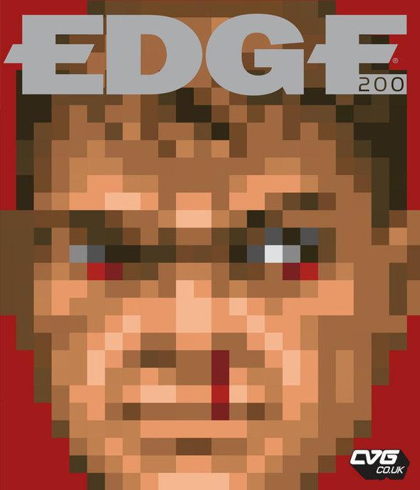 Edge: двести обложек двухсотого номера. Изображение № 5.