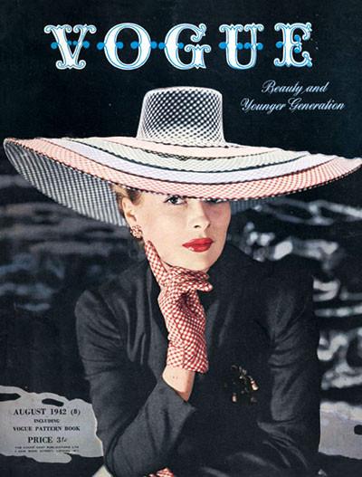 Калейдоскоп обложек Vogue. Изображение № 23.