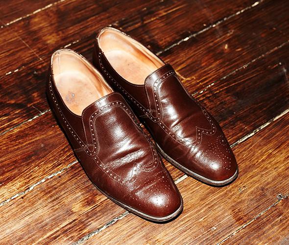 Изображение 17. Гардероб: Анатолий Хмелевской, совладелец компании British Shoes.. Изображение № 20.