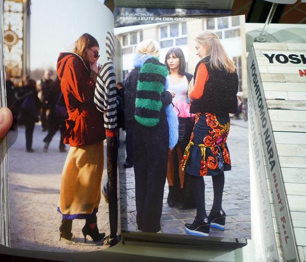 Напоказ: Осенние события в мире моды. Изображение № 45.