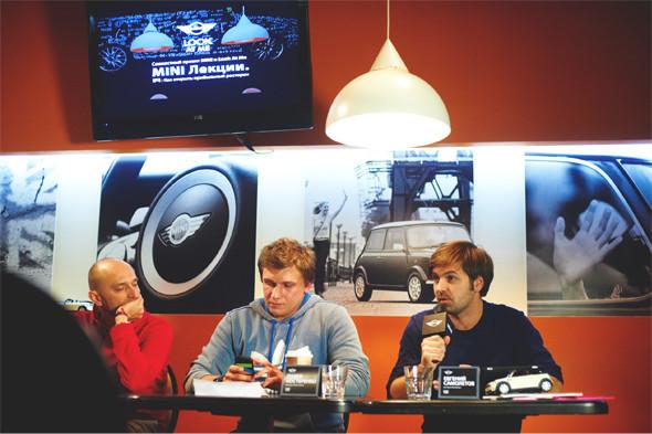 Евгений Самолетов, кафе Delicatessen: «Вместе мы фантастически хороши». Изображение № 1.