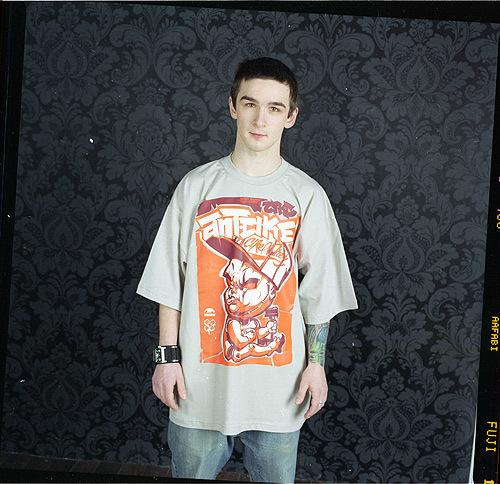 Новые футболки отAnteater. Изображение № 4.