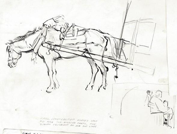 Американские иллюстраторы 40–60гг. ЧАСТЬ 1. Изображение № 34.