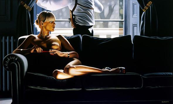 Томная сексуальность от Пола Робертса. Изображение № 1.