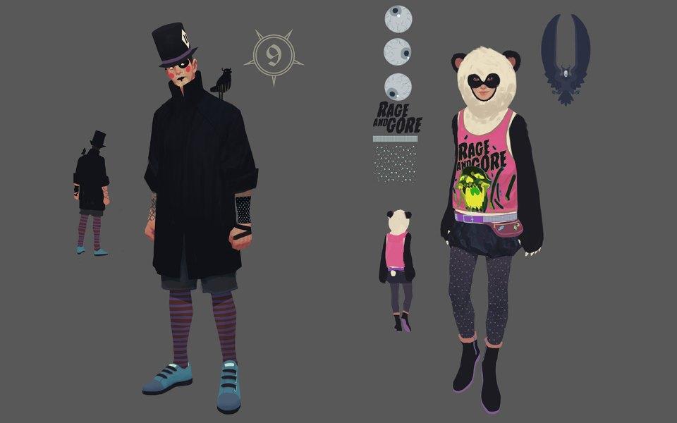 Как мода становится частью видеоигр. Изображение № 3.