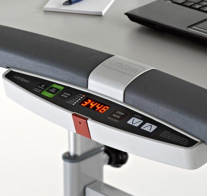 LifeSpan выпустили беговые дорожки с компьютерным столом. Изображение № 4.