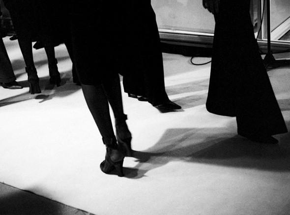 Изображение 10. Ив Сен-Лоран и его последнее шоу глазами Эди Слимана.. Изображение № 10.