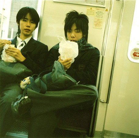 Большой город: Токио и токийцы. Изображение № 243.