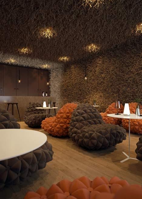 Под стойку: 15 лучших интерьеров баров в 2011 году. Изображение № 45.