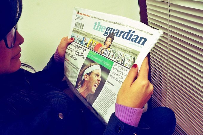 The Guardian могли закрыть из-за публикации документов Сноудена. Изображение № 1.