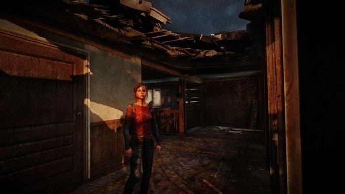 Военный фотограф создал галерею скриншотов The Last of Us для PS4. Изображение № 8.