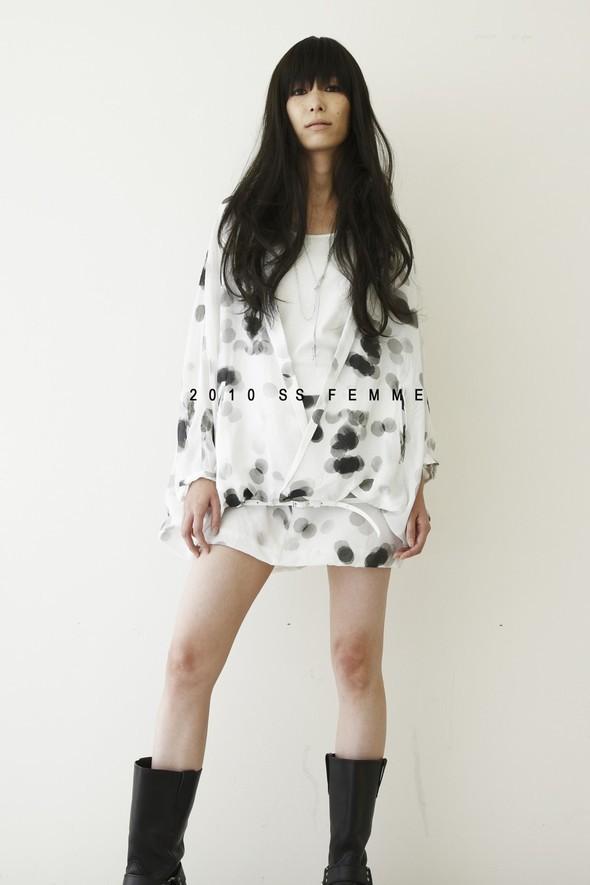 NUDE: MASAHIKO MARUYAMA SS2010. Изображение № 1.