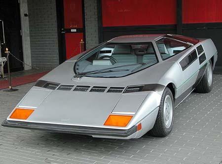 Десять лучших автомобильных проектов 60х-70х-80х годов. Изображение № 11.