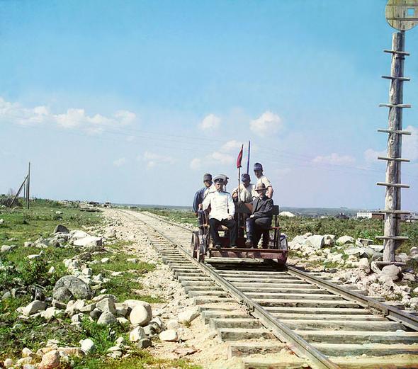 Цветные фотографии России в период с 1904-1916. Изображение № 41.