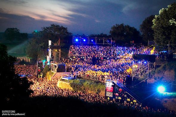10 молодых музыкантов: Фестиваль EXIT 2012. Изображение №18.