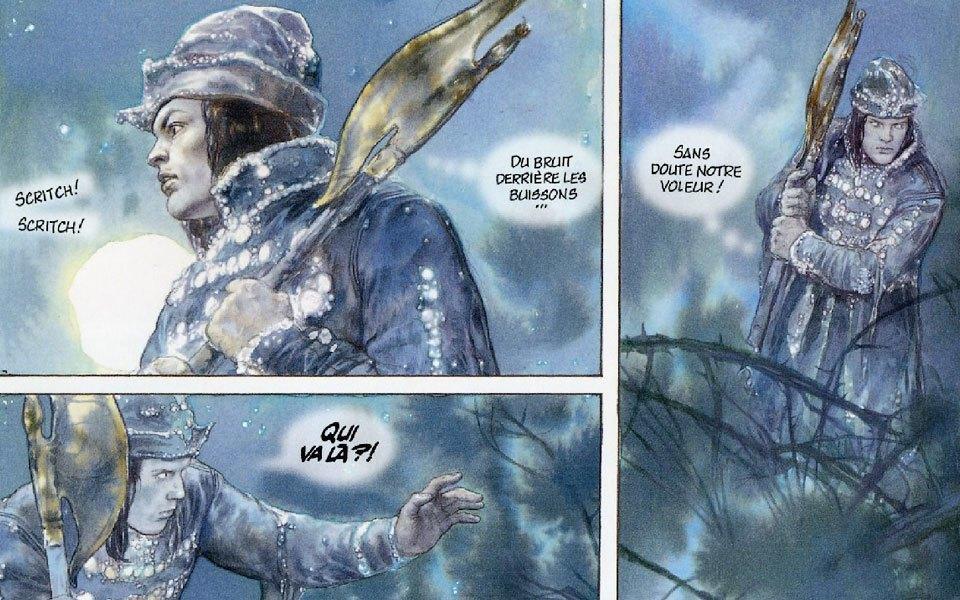 Как русские художники комиксов ищут работу на Западе. Изображение № 15.