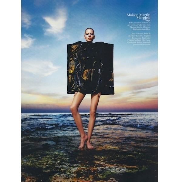 Изображение 41. Съемки: Harper's Bazaar, Industrie, Vogue и другие.. Изображение № 88.