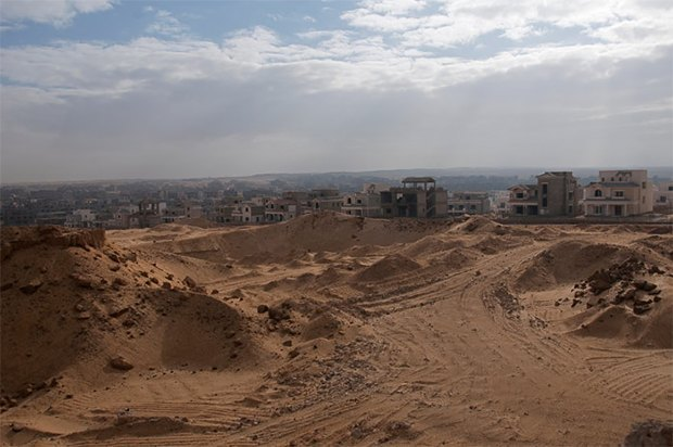 Как выглядит борьба человека и пустыни . Изображение № 7.