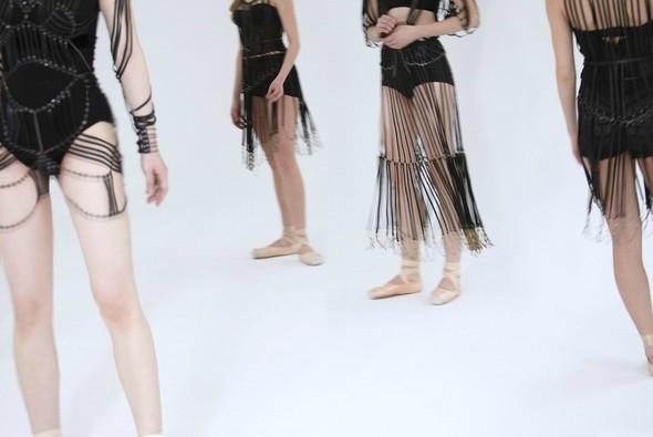 Кампания: Балерины для Bliss Lau FW 2011. Изображение № 15.