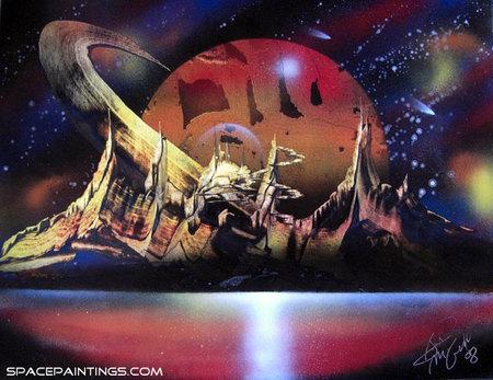 Spray paint art. Изображение № 3.