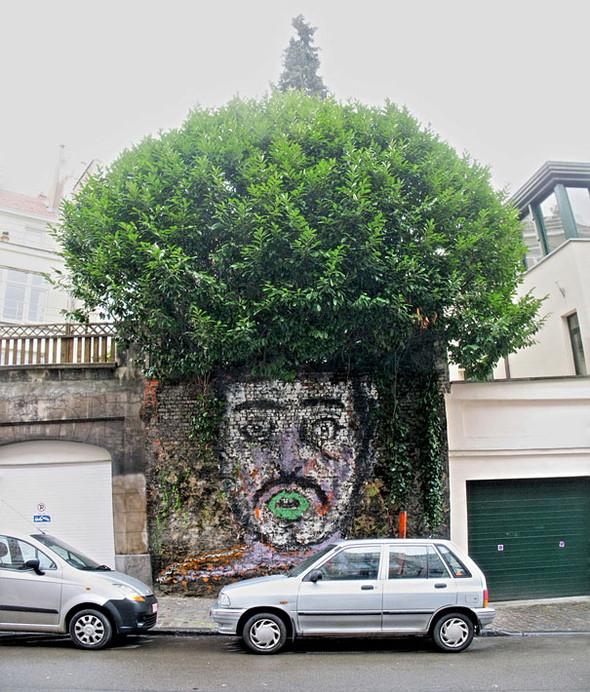 Большая коллекция уличного искусства. Изображение № 71.