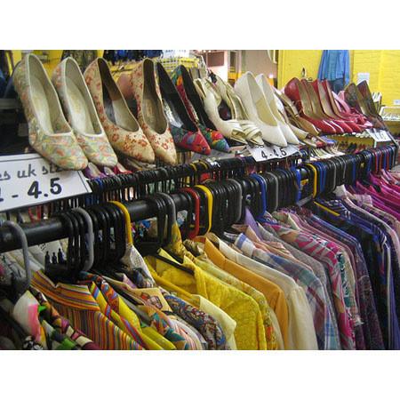 Магазин сети винтажных секонд-хэндов Uff. Изображение № 72.