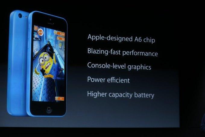 Трансляция: Apple представляет новые iPhone и другие продукты. Изображение № 29.