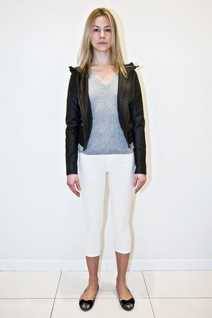 Встречайте по одежке: женские образы от Uniqlo. Изображение № 4.