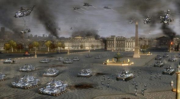 TomClancys EndWar. Последняя война человечества. Изображение № 4.