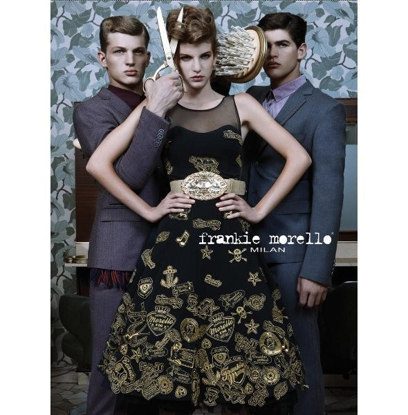 Изображение 2. Превью мужских кампаний: Givenchy, Frankie Morello и Marc O'Polo.. Изображение № 2.