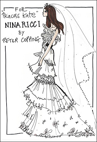 Peter Copping for Nina Ricci. Изображение № 14.