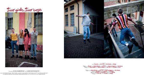 Мужские съёмки: L'Officiel, Numero, GQ и другие. Изображение № 10.