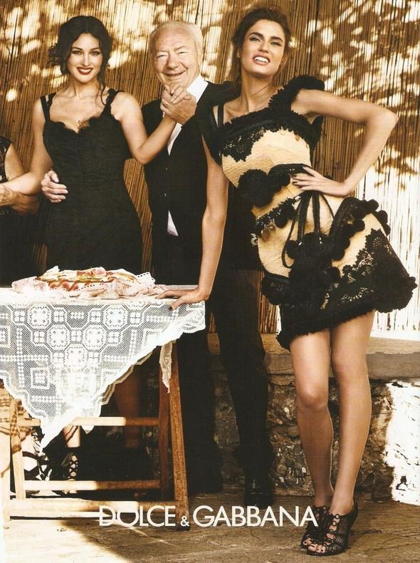 Превью кампаний: Dolce & Gabbana, Emporio Armani, Givenchy и другие. Изображение № 1.